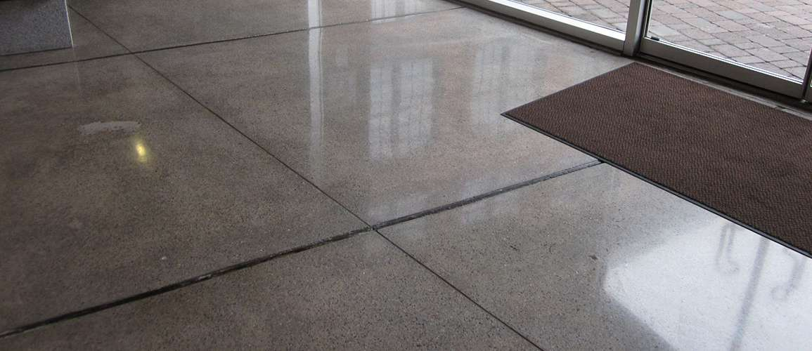 Five Big Benefits To Installing Polished Concrete In Your Facilities